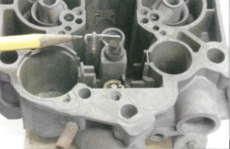 Auxilliary Power Piston in Quadrajets